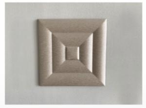 3D falpanel telepítése - falra illesztés