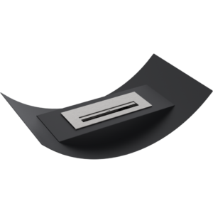 Biomisa Ibiza Standard fekete biokandalló - neofloorshop.hu