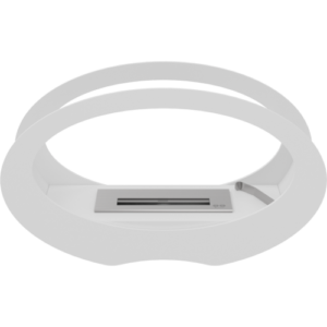 Echo Bali fehér színű asztali biokandalló - neofloorshop.hu