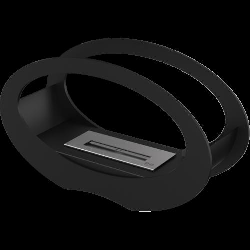 Echo Bali fekete színű asztali biokandalló - neofloorshop.hu