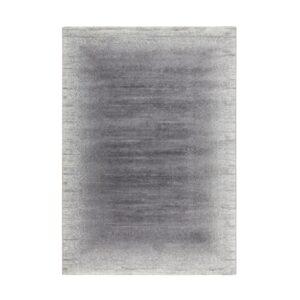 Feeling 502 ezüst színű modern szőnyeg