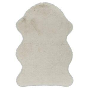Cosy 500 elefántcsont szőrme utánzat szőnyeg - neofloorshop.hu