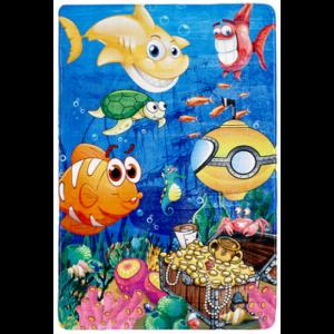 MyFairy Tale 638 tenger alatti világ gyerekszőnyeg - neofloorshop.h