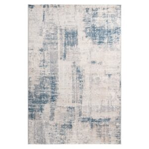 MySalsa 960 kék színű modern szőnyeg - neofloorshop.hu