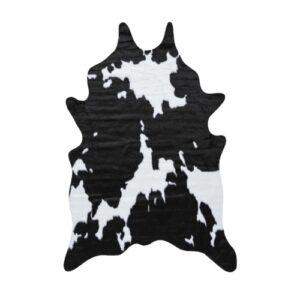 Rodeo 202 COW mintás dekor szőrme szőnyeg - neofloorshop.hu