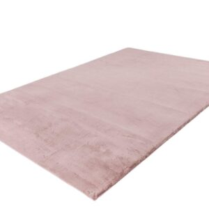 Emotion 500 pasztell rózsaszínű shaggy süppedős, hosszú szálú szőnyeg