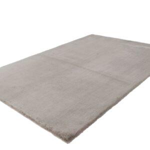 Emotion 500 taupe színű shaggy süppedős, hosszú szálú szőnyeg