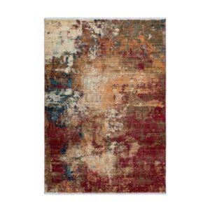Medellin 401 piros színű szőnyeg - neofloorshop.hu