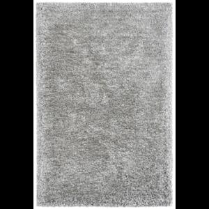 MyTOUCH Me ezüst színű shaggy süppedős, hosszú szálú szőnyeg