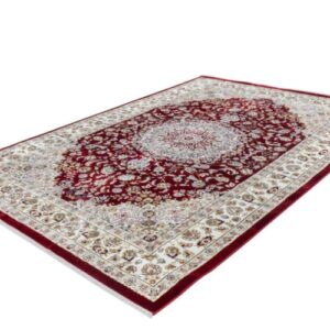 Classic 700 piros színű klasszikus szőnyeg - neofloorshop.hu