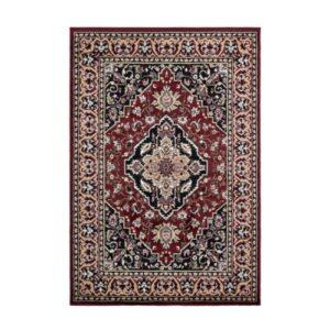 Kairo 301 piros színű klasszikus szőnyeg - neofloorshop.hu