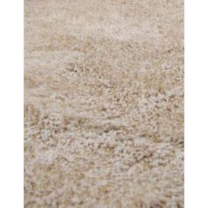 Malaga krém színű shaggy süppedős, hosszú szálú szőnyeg
