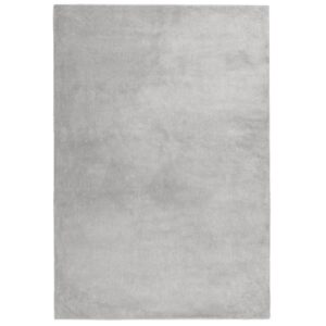 Mamba 500 ezüst színű shaggy süppedős, hosszú szálú szőnyeg