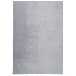 Peri Deluxe 200 ezüst színű shaggy süppedős, hosszú szálú szőnyeg