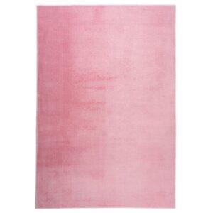 Peri Deluxe 200 pink színű shaggy süppedős, hosszú szálú szőnyeg