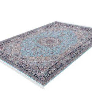 Royal 900 kék színű, klasszikus mintás szőnyeg - neofloorshop.hu