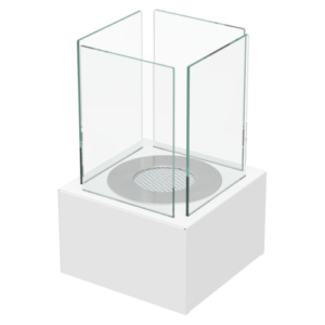 Tango-S asztali biokandalló fehér színben - neofloorshop.hu