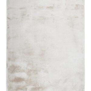 Emotion 500 krémszínű shaggy süppedős, hosszú szálú szőnyeg