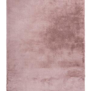Emotion 500 pasztell pink színű shaggy süppedős, hosszú szálú szőnyeg