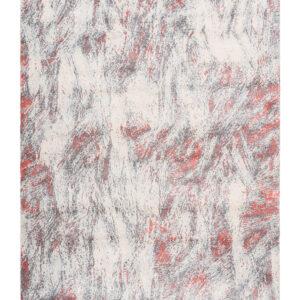 Sensation 501 Lalee piros/multi modern mintás szálú szőnyeg