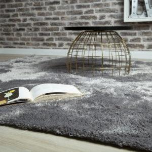 MyCuracao 490 ezüst Obsession modern szőnyeg - neofloorshop.hu