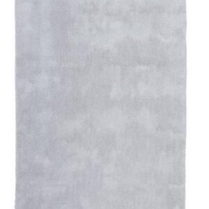 Paradise 400 ezüst színű shaggy szőnyeg - neofloorshop.hu