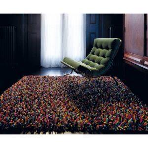 Genie sokszínű shaggy szőnyeg - neofloorshop.hu