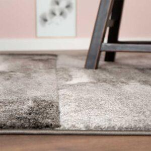 ACAPULCO 686 ezüst színű modern mintás szőnyeg - neofloorshop.hu