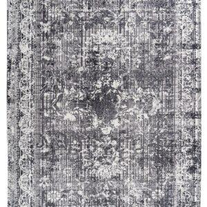 Valencia 632 szürke színű modern mintás szőnyeg - neofloorshop.hu