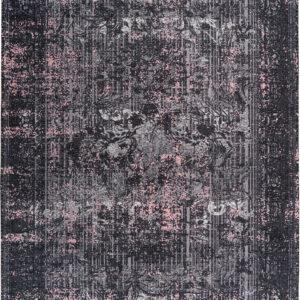 Valencia 634 antracit színű modern mintás szőnyeg - neofloorshop.hu
